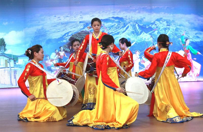 朝鲜族传统节日