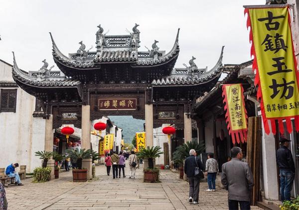 惠山古镇·祠堂文化